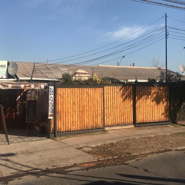 Vende - Casa Ampliable (Esquina) - Metro Los Quillayes