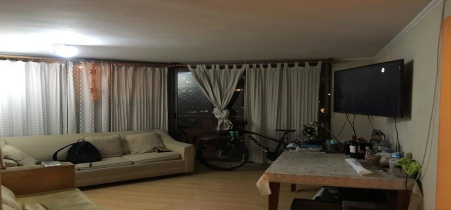 Vende amplio departamento, Santiago, Club Hípico