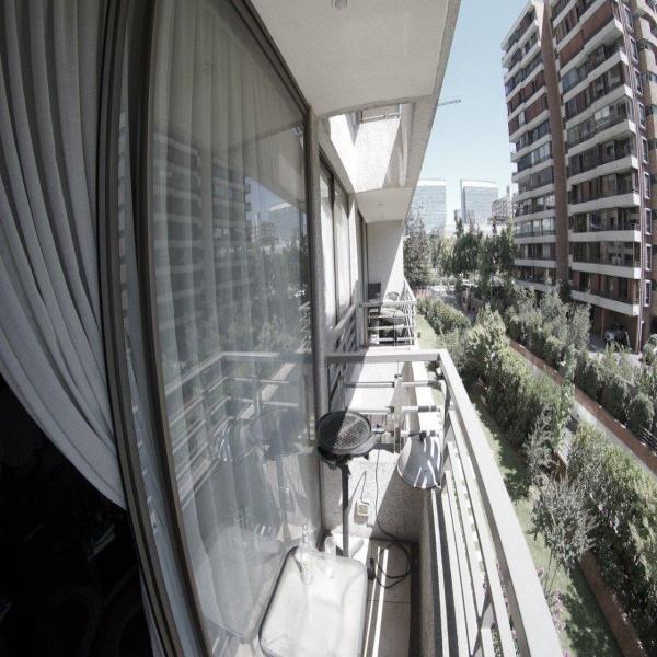Departamento Parque Arauco  Kennedy / Luis Carrera