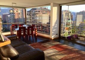 34 La Gloria,La s Condes,Metropolitana de Santiago,2 Bedrooms Bedrooms,2 BathroomsBathrooms,Departamentos,La Gloria,1299