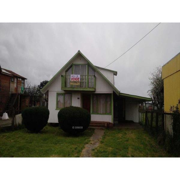 Casa en Venta,Ruta 215 469- Puyehue Los Lagos